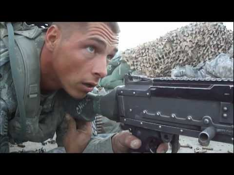 INTENSE ROOFTOP FIREFIGHT FROM A M240 NEST - PART 1