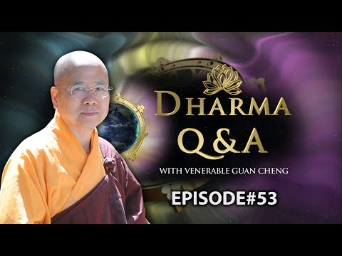 [English] Dharma Q&A Episode 53