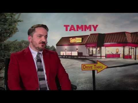 TAMMY - Exclusive Interview with Ben Falcone - In Cinemas 3 July