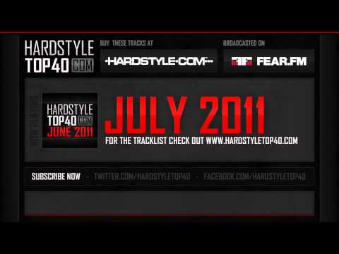 Hardstyle Top40 - July 2011 (HD)