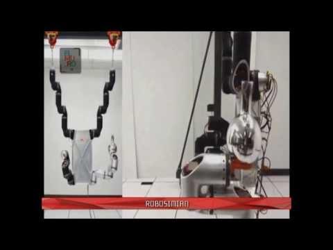 Robosimian Robot creado por la NASA