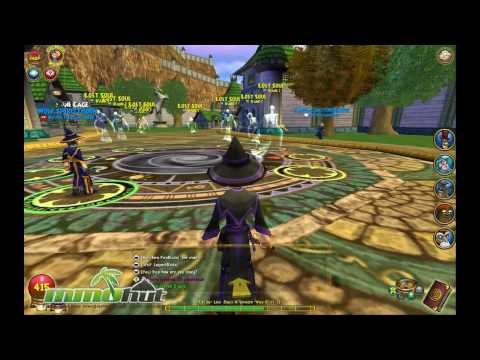 Wizard101 Gameplay - First Look HD, A video showing the tutorial for new players in the game.