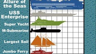 Ship Size Comparison