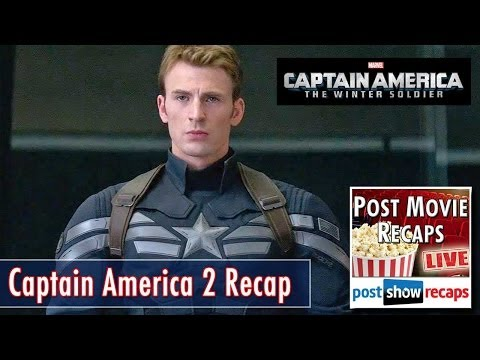 Captain America: The Winter Soldier Review & Post Movie Recap