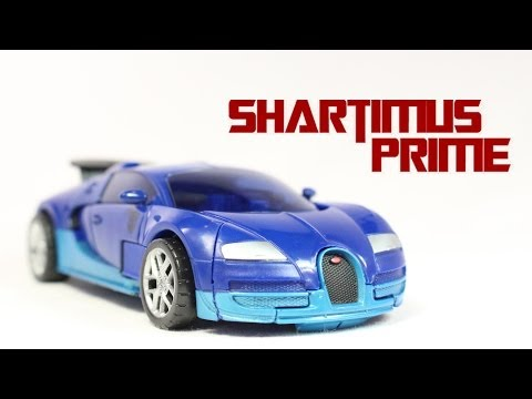 Transformers 4 Age of Extinction Drift Deluxe Class Toy Movie Action Figure Review