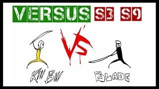 Kill Bill vs Blade