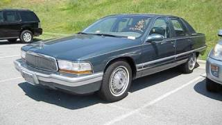1995 Buick Roadmaster Start Up, Engine, and In Depth Tour