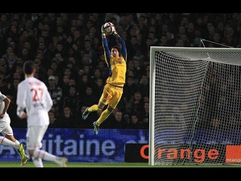 Salvatore Sirigu : The ultimate goalkeeper [Paris Saint-Germain]