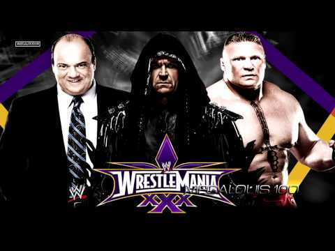 2014: WWE Wrestlemania 30 3rd Official Theme Song - ''In Time''
