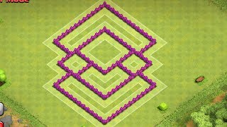 Clash Of Clans Beast Town Hall 6 Farming Base (th6