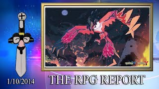 Pokemon XY Features Transgender Character! RPG Report News