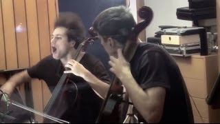 2Cellos - Purple Haze Jimi Hendrix
