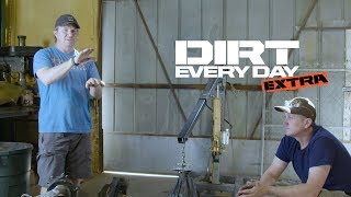 How Toyota Land Cruiser Axles Work - Dirt Every Day Extra. MotorTrend.