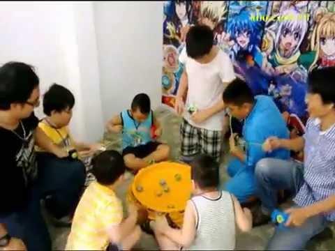 Vong Quay Vo Cuc - Dau Truong Vo Cuc Mo Rong 2014 - Tap 1