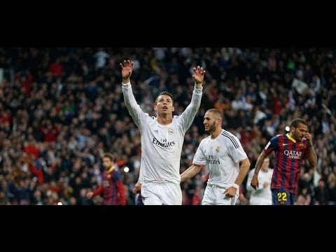 GOLES: Real Madrid 3-4 FC Barcelona