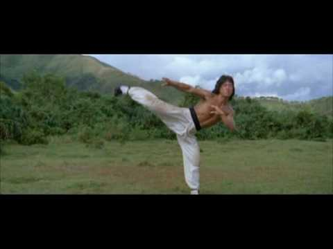 Jackie Chan -six fragments Hero canton