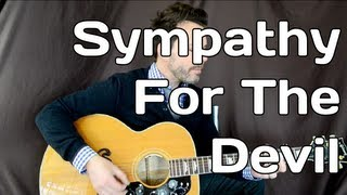 How To Play Sympathy For The Devil Rolling Stones
