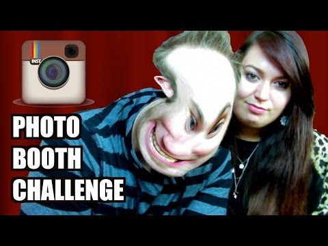 THE PHOTO BOOTH CHALLENGE (w/MsMal27)