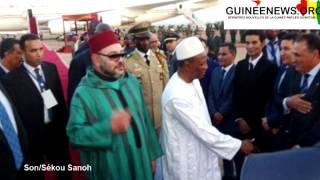 فيديو   الرئيس الغيني..الملك محمد السادس أنقذ غينيا بهذه الطريقة  