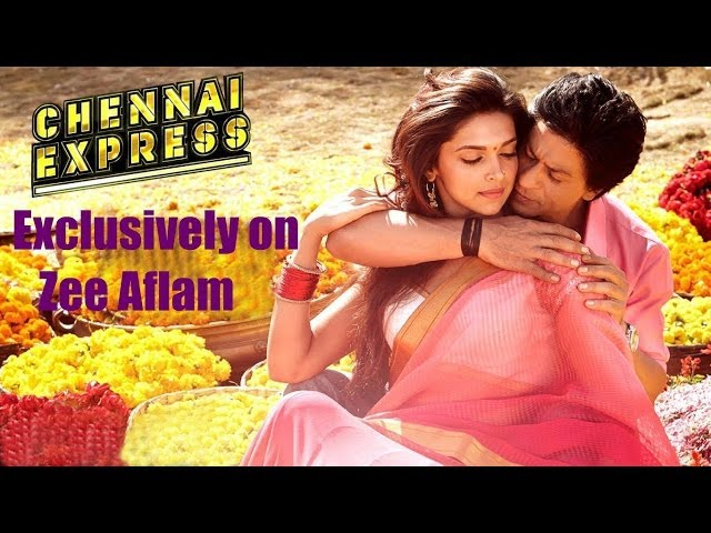 Chennai Express I Premiering on Zee Aflam I 10th Nov, 7PM GMT I PROMO - I