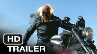 Ghost Rider: Spirit Of Vengeance Movie Trailer (2012) HD