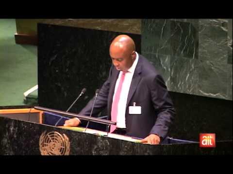 Bukola Saraki Address United Nations