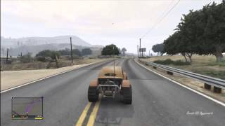 GTA V How To Find The Military Base