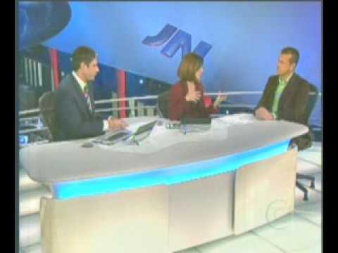 Entrevista - Dunga para o Jornal Nacional
