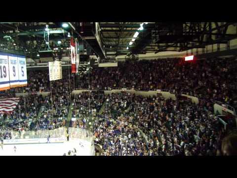2013-2014 New York Islanders season documentary Video #3 (Opening Night) Islanders vs.Blue Jackets