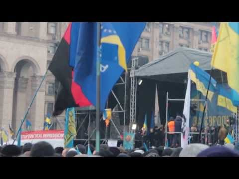 John McCain's speech at EuroMaidan, 15 Dec 2013