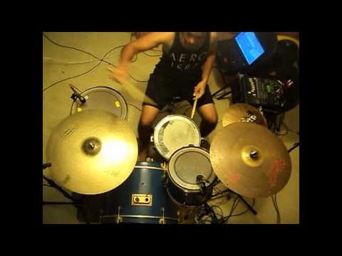 Pierce The Veil King For A Day Drum Cover
