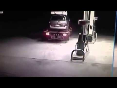 Tow Truck crash Horror