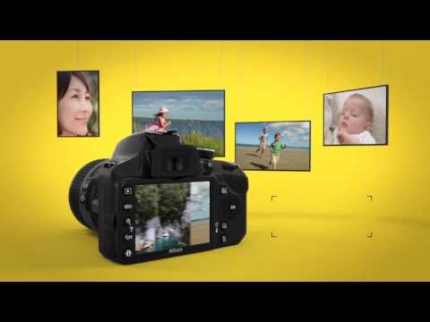 Nikon D3200 -Af7RCduU0S8