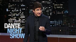 """Monólogo """"Padres y adolescentes"""" Dante Night Show"""