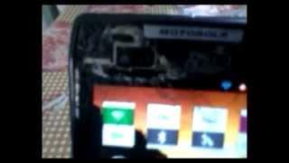 Troca Do Vidro Motorola Razr XT910