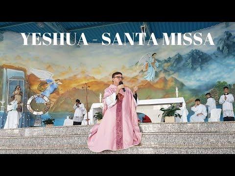 14° Yeshua | Parte 2 | Santa Missa | Padre Julio Campos | ANSPAZ
