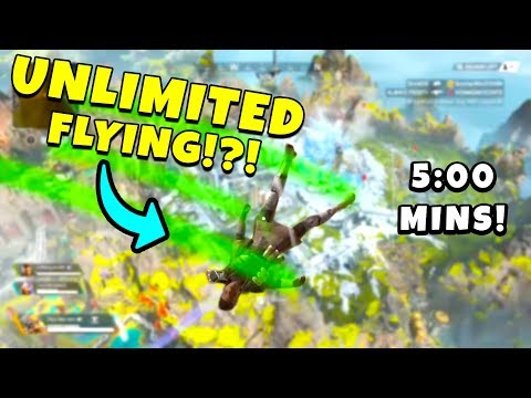 *NEW* UNLIMITED FLYING BUG!?! - NEW Apex Legends Funny & Epic Moments #200