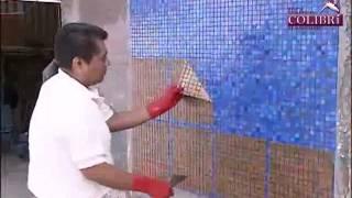 Instalación de Mosaico Veneciano