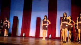 Miss Anápolis Oficial 2011 Coreografia E Desfile De