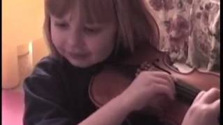 Violin Timelapse: Age 4 to 22