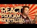 REACT 22 ProfJam Mortalhas