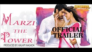 Naa Ishtam Hindi Trailer (HD) Marzi The Power Starring