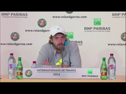 Gulbis: Djokovic defeat due to my mistakes [AMBIENT]