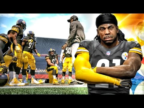 MADDEN 17 CAREER MODE GAMEPLAY! PLAYER CREATION & CUTSCENES! Ep. 1