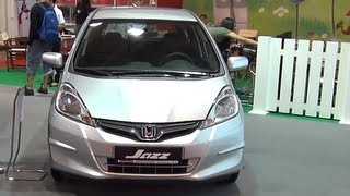 [Honda Jazz Exterior and Interior in Full 3D HD]