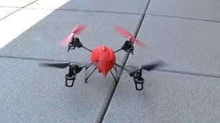 Watch How To Make HD Aerial Photos Using a $50 Drone (4 min)