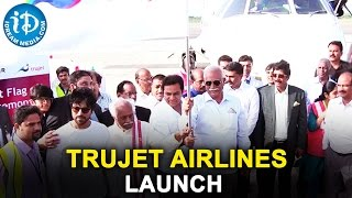 Watch Ram Charan's TruJet Airlines Launching Event