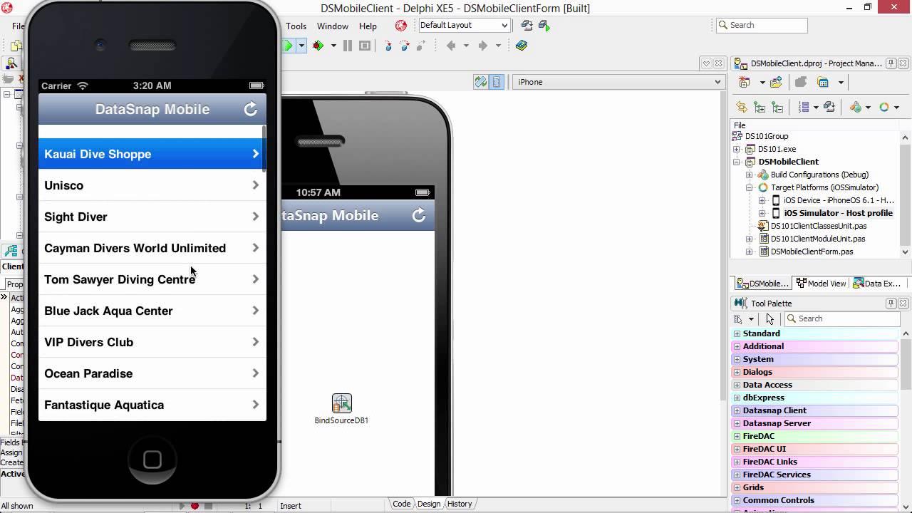 Смотреть онлайн хорошего качества бесплатно Sneak Peek of Delphi XE5: Andro