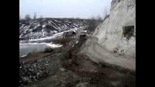 РАВ 4 испытание грязью RAV 4 Off-road Challenge