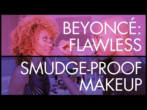 Beyoncé's Tips for Makeup That'll Last All Day -Celeb Beauty Tutorials -Get The Look-Teen Vogue